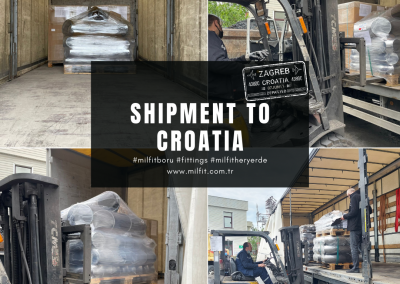 Milfit Boru Hırvatistan Fittings İhracat